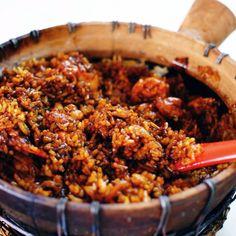 Brunch - Claypot Rice! #food
