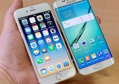 iPhone 6s Plus - http://www.blogpc.net.br/2016/01/O-smartphone-mais-rapido-lancado-em-2015.html