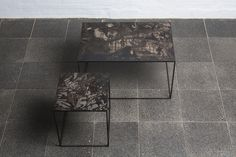 byThorup – BlackPOWDER – Coffee Table Collection
