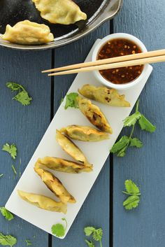 Gluten Free Potstickers – The Fitchen