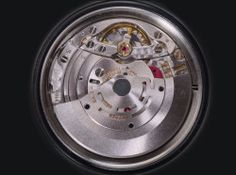 Marco Mazzocchi Photography - Internal mechanism of a Rolex GMT-Master II