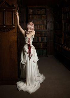 Victorian, Lettering, Wedding Dresses, Fashion, Bride Dresses, Moda, Bridal Gowns, Fashion Styles, Weeding Dresses