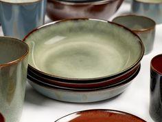 """Terres de Reves serien fra Serax gir perfekt rustikk servering. Finnes under kapittelet """"Øvrige serviser"""" under Porselen kapittelet."""