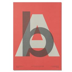 In Love With Typography 4 - bA juliste