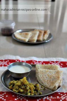 amboli or maharashtrian dosa recipe