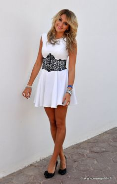 I just love that dress!