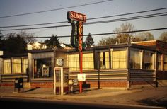 The Summit Diner, Somerset PA--right off the PA Turnpike