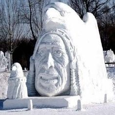 ice carving - Google Search