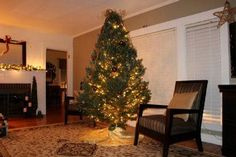A Great Looking Tree Comes In From Keene @ The New England Flame NH6