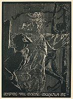 Bílek František - Slyšíme jak mocně modlila se Painting, Art, Art Background, Painting Art, Kunst, Paintings, Performing Arts, Painted Canvas, Drawings