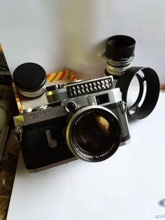 My Canon VI-L rangefinder camera. #old fashioned retro #analog camera, #rangefinder, #canon,#camera