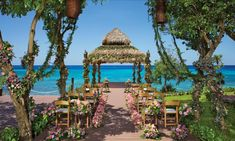 Exchange vows in a lovely beach gazebo or choose another beautiful spot at Sunscape Sabor Cozumel. With our perfectly crafted wedding packages, you can relax and enjoy the I do's because we've taken care of all the to-do's. Exotic Wedding, Wedding Spot, Wedding Kiss, Wedding Beach, Wedding Ceremony, Boho Wedding, Cancun Wedding, Wedding Mexico, Mexico Resorts