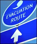 Prepare to Evacuate|Hurricanes http://emergency.cdc.gov/disasters/hurricanes/evacuate.asp  Expect the need to evacuate & PREPARE FOR IT! NEVER IGNORE AN EVACUATION ORDER. locate & SECURE YOUR IMPORTANT PAPERS.  KEY FACTS ABOUT HURRICANE PREPAREDNESS......