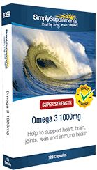 HEART - Our best selling Omega 3 1000mg capsules offer the perfect daily support for the heart, brain and eyes. All our fish oils are premium-grade and GMP approved.