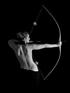 strong~balanced~determined~sag girl....
