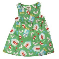 Buy Frugi Pretty Beach Party Dress, Green from our Baby & Toddler Dresses & Skirts range at John Lewis & Partners. Toddler Dress, Toddler Outfits, Baby Dress, Girl Outfits, Cotton Dresses Online, Dress Online, Pretty Beach, Girls Party Dress, Party Dresses
