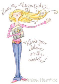 IF– Stir | Krista Hamrick Illustration