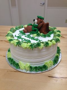Yogi Bear Birthday