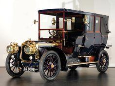 1904 Societe Manufacturiere daeu Armes 24/30 Landaulette