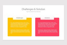 Challenges and Solutions Keynote Template is a professional Collection shapes design and pre-designed template that you can download and use in your Keynote. The template contains 11 slides you can easily change colors, themes, text, and shape sizes with formatting and design options available in Keynote. Shape Design, Keynote Template, Color Change, Challenges, Shapes, Templates, Colors, Google, Collection