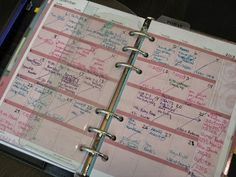 Giftie Etcetera: Spending Time With My Planner: Weekly Reviews My monthly pages are reserved for appointments and crossed out with one line when complete. Franklin Covey 365 Flourish in Compact. -KZB