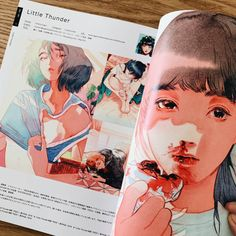 Amazing Drawings, Amazing Art, Manga Art, Anime Art, Manga Watercolor, Arte Dope, Character Art, Character Design, Illustration Art