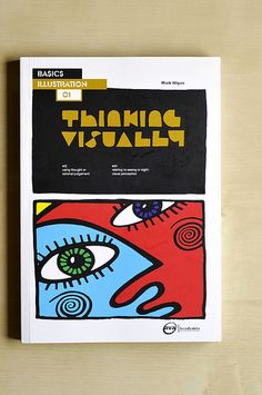Thinking Visually/Basics Illustration 01 - Mark Wigan Pattern Art, Print Patterns, Art Inspo, Reading, Illustration, Books, Libros, Illustrations, Book