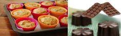 Moldes de silicona pra repostería y pastelería