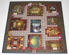 Clue: The Haunted Mansion Haunted Mansion, Mystery, Boards, Mansions, Image, Planks, Manor Houses, Villas, Mansion