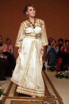 Photos de robes kabyles