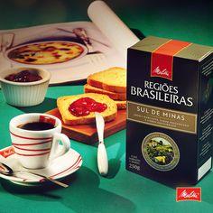 Sabe aquele dia que pede um café especial? É só passar um Melitta Regiões Brasileiras Sul de Minas ;)
