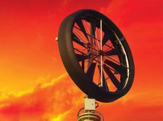 home wind turbine, but it's not cheap!