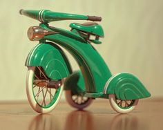 Well designed tricycle