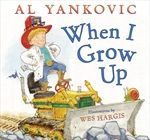 """""""I waited so long for the hours to pass, but soon it was noon in Mrs. Krupp's class."""" - When I Grow Up by Al Yankovic"""