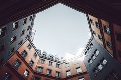 Colorful Architecture Photo Series of Berlin and Dresden – Fubiz Media