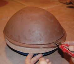 Forget the Plaster! How to Make a Surprisingly Durable Hump Mold out of Unfired Clay