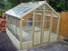 Swallow GB Ltd are manufacturers of best quality wooden greenhouses. Swallow Greenhouses are hand built by Swallow's trained carpenters and joiners in their Rotherham factory. Not only do Swallow hand build all of their greenhouses they are also the...