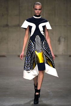 Peter Pilotto by Rene Ramos