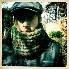 Ravelry: Chunky Man-Cowl pattern by Marissimo
