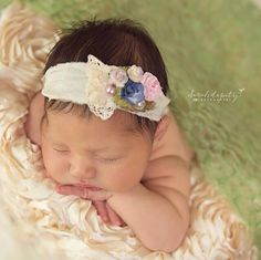 Our organic, paper flower headbands are gorgeous and one of our popular lines.
