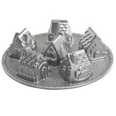 Nordicware Cozy Village Cake Pan