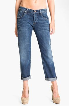 Citizens of Humanity 'Dylan' High Rise Loose Fit Jeans (Forever) available at #Nordstrom
