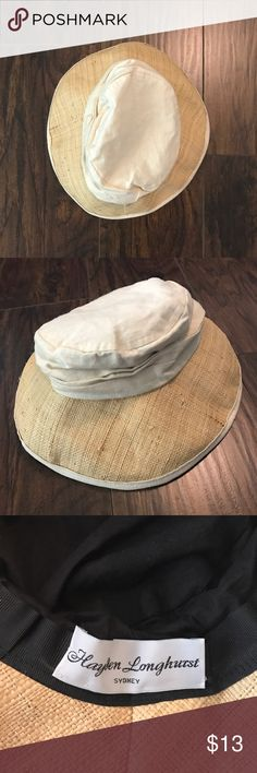 Australian Sun Hat - Hayden Longhurst Perfect sun hat for traveling. You can squish it up and it will not lose shape. From Sydney, Australia! Hayden Longhurst Accessories Hats
