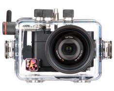 Ikelite 6116.11 Underwater Camera Housing for Sony Cybershot RX100 II (DSC-RX100M2/B) Digital Camera