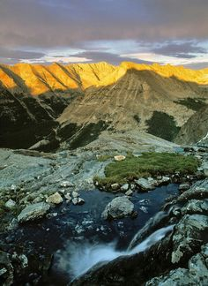 ✯ Pioneer Mountains - Idaho