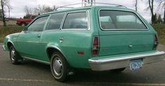 1978 Ford Pinto Wagon