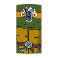 TMNT Michelangelo Teenage Mutant Ninja Turtles LG G4 Case