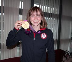 Gold Medal winning swimmer and hometown hero Katie Ledecky stopped by the studio!