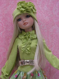 Ellowyne doll, by Robert Tonner
