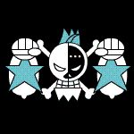 Bleh, finally finished off to bed now. Took two days to finish after I got the idea to do a 'transformers' Jolly Roger. This one is TS Frankys Jolly roger using Oda's offical design and having it t...
